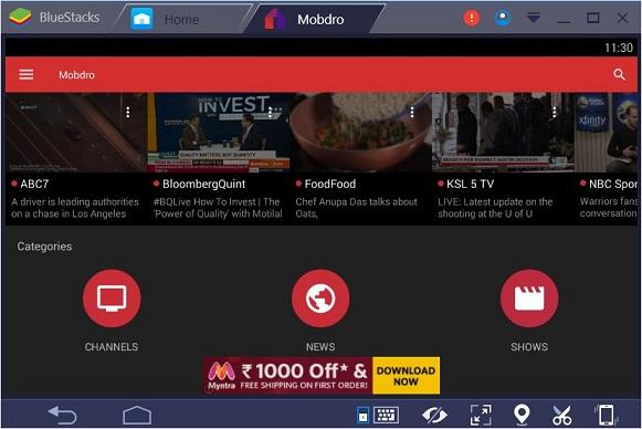 download mobdro for windows 7 8 10 pc laptop mac