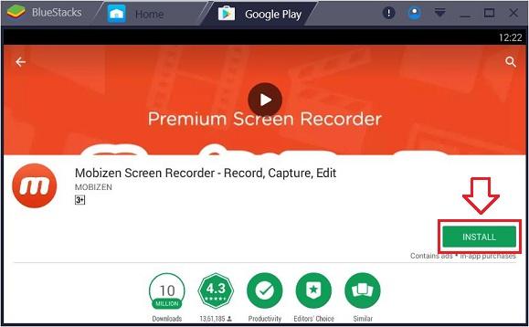 download mobizen screen recorder for pc widnows 10 mac laptop