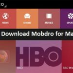 download apk mobdro for mac os pc laptop