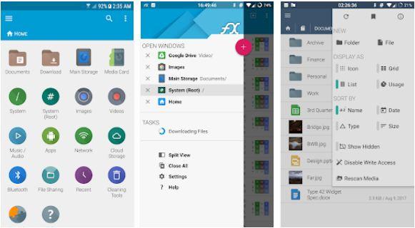 FX File Explorer APK Download for Android